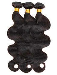 brazilian remy hair virgin indian hair malaysian virgin hair body wave 100% human peruvian virgin hair 300g 3 bundles