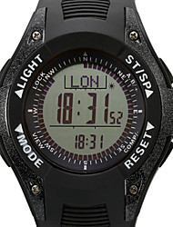 SUNROAD® Multifunction Digital Sport Watch Altimeter Barometer Compass Pedometer Stopwatch Wrist Watch Cool Watch Unique Watch