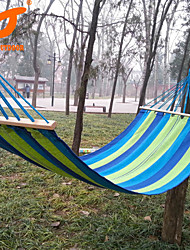 SWIFT Outdoor® 2016 New Strong Canvas Fabric Camping Hunting Hammock Hanging Bed Size 280*80cm Spread