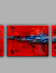 3-Sets Painting Designs For Whosale Price Chinese Oil Painting