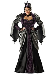 New! Vampire Queen Dionysia Costumes /Women Evil  Queen Carnival Costumes For Halloween
