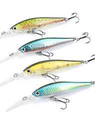 Mizugiwa Bass Bait Fishing Lure Diving Deep Water Sinking Minnow CrankBait 10g 11.5cm