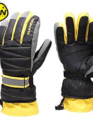 Warm Thicken Ski Gloves Women Waterproof Child Snowboard Gloves Motorcycle Gloves Men Skiing Gloves NS5002