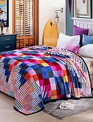 хорьки бархат теплое одеяло ruxan взрослого 180 * 200см