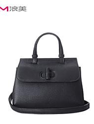 L.M.(LoveMatch)® Women's Fashion PU Leather Messenger Shoulder Bag/Tote