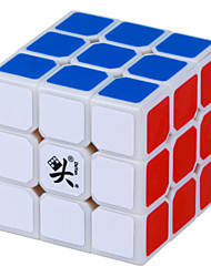 Dayan® Smooth Speed Cube 3*3*3 Speed Magic Cube White ABS