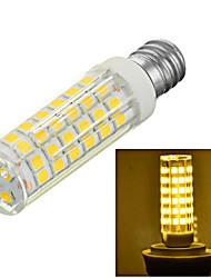 8W E12 Ampoules Maïs LED B 75 SMD 2835 600-700 lm Blanc Chaud / Blanc Froid Décorative AC 100-240 V 1 pièce
