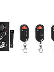 SKY FK-9806 A3 Smart Home Magnetic Sensor Alarm 1 Magnetic Sensor 3 Remote Control