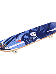 "Joerex® 28""China Maple Four Wheel Long board 0795"