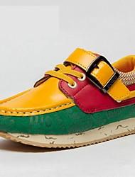 GIRL - Sneakers alla moda - Comoda / Punta arrotondata - Di pelle