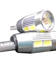 высокое качество позиция T10 свет автомобиля, автомобиль вел свет номерного знака, автомобиль светодиодные лампы T10 5630 9SMD белый