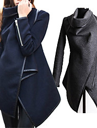 Women's Casual Irregular More-ways-to-wear Jackets