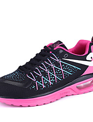 Women's Running Shoes Fabric Green / Pink / Red