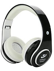 boas cuffie Auricolare Bluetooth pieghevole carta cuffia stereo con microfono tf per 6s iphone più galassia htc