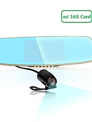 DVD de voiture - 1600 x 1200 - Full HD / Sortie Vidéo / Capteur G / Détection de Mouvement / GPS / Grand Angle / 1080P - 5.0 CMOS MP