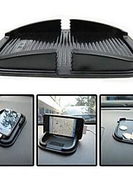 ziqiao voiture tableau de bord pad collante tapis de lutte non gadget de glissement téléphone mobile GPS titulaire objets de l'intérieur