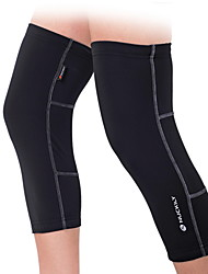 NUCKILY Riding Sun Greaves Basketball Leggings Socks Knee Running Leg Sports Gear Set