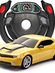 High Quality Steering Wheel Remote Control Car / Wireless Charging Toy Model / Radio Car