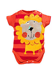 1-18M 100% Cotton Newborn Babies Infantil Clothes Summer Short Sleeve Baby Jumpsuit Rompers