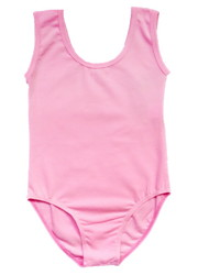 Ballet Leotards Children's Training Cotton Tie Dye 1 Piece Black / Fuchsia / Pink