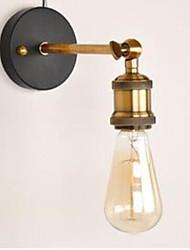 rame lampada da parete testa