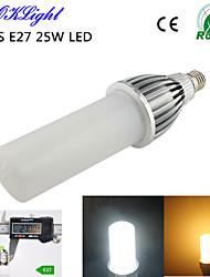 25W E26/E27 Ampoules Maïs LED T 114 SMD 2835 2000 lm Blanc Chaud / Blanc Froid Décorative AC 100-240 / AC 110-130 V 1 pièce