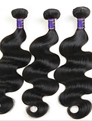 3Pcs/Lot Brazilian Hair Virgin Brazilian Body Wave Hair Top Brazilian Virgin Hair Body Wave