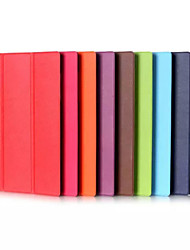 12.3 Inch Triple Folding Pattern High Quality PU Leather for Microsoft Surface Pro 4(Assorted Colors)