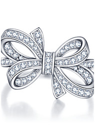 925 Sterling Silver Women Jewelry Fashion High Quality Rosette Rings with Cubic Zirconia Setting Perfect Gift For Girls