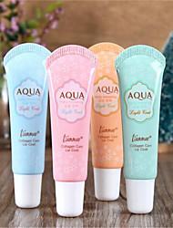 Primer para Lábio Molhado Bálsamo Gloss  Translúcido / Gloss Colorido / Humidade / Natural / Respirável / Brightening Vermelho