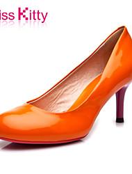 KISSCAT Feminino Couro Envernizado Sandálias - S33113-01QS