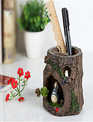 Creative  Resin Craft Ornaments Multi-function Color Pen Stationery Office Essential