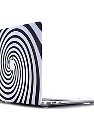 Vortex Style PC Materials Hollow Out Hard Cover Case For MacBook