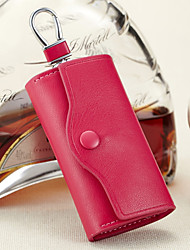 Men Cowhide Formal / Sports / Casual / Event/Party / Outdoor Card & ID Holder / Key Holder / Business Card Holder