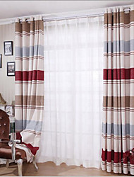 Two Panel European Classical Style Cotton Chenille Jacquard Curtains Children Room Sitting Room The Bedroom Curtains