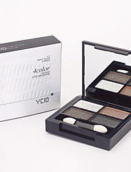 Four-Color Eye Shadow Smoked Symphony