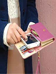 Schooltas / Clutch / Avondtasje / Portefeuille / Kaart/pasjeshouder / Muntenportemonnee / Polstasje / Grote portemonnee / Mobile Phone