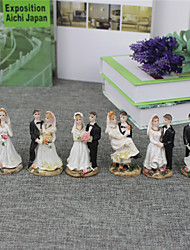 The bride and groom Cake Topper-1(Small)
