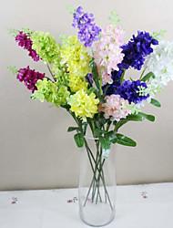 Полиэстер Фиолетовый Искусственные Цветы