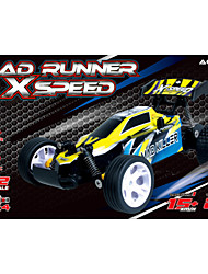 New Arrival Boys RC Car Electric Toys 1:22 Vehicle 4CH Remote Control Car 2WD Shaft Drive Truck
