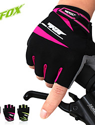 BATFOX® Sports Gloves Women's / Men's / Kid's Cycling Gloves Spring / Summer / Autumn/Fall Bike GlovesAnti-skidding / Breathable /