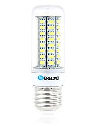 5W E14 E26/E27 Ampoules Maïs LED T 72 SMD 5730 450 lm Blanc Chaud Blanc Naturel AC 100-240 V 1 pièce