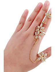 ZGTS Fashion Flower Shape Ring