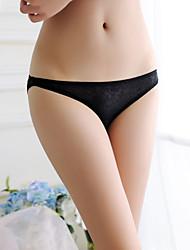 Femme Jacquard Shorts & Slips Garçon / Sous-vêtements Ultra SexyCoton / Dentelle / Nylon