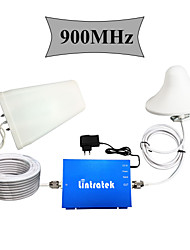 Lintratek® GSM 900MHz Cell Phones Signal Booster GSM 900 Repeater Home Use Upgrade Version Full Kits