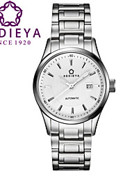 KEDIEYA Top Brand Luxury Time Module 21 Jewels Automatic Stainless Steel Sapphrie Crystal Waterproof Womens Watches