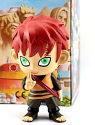 la bataille de naruto gaara résine poupée modèle 14cm Anime modèle figurines jouets