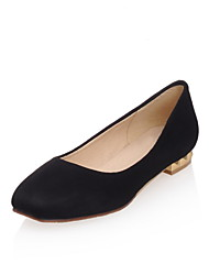 Women's Shoes Low Heel Square Toe Flats Shoes More Colors available