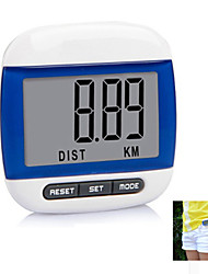 "1.7"" LCD Clip-on Pedometer with 3D Body Fat Analyzer (1 x LR1130)"