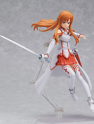 Sword Art Online Asuna Yuuki 12CM POP Doll Model Anime Action Figure